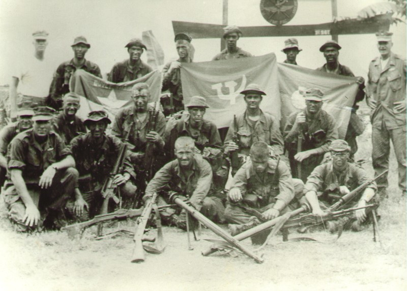 1st Recon Battalion Vietnam